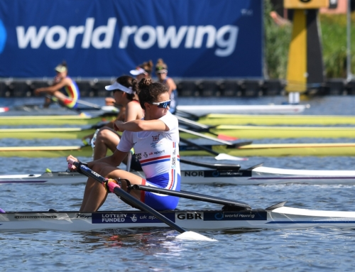 Day 3 at Poznan and three A Finals for GB U23 crews
