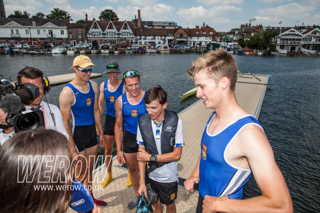 Imperial win the Prince Albert at Henley Royal Regatta