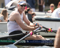 Mahe Drysdale at Henley Royal Regatta 2018 - Mahé Drysdale says Henley was best race since coming back