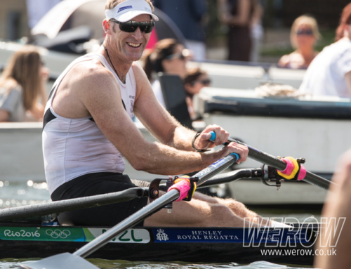 Mahé Drysdale says Henley was best race since coming back