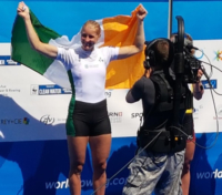 "Sanita Puspure rowing ireland - Sanita Puspure - ""It was do or die"" at World Rowing Cup III"