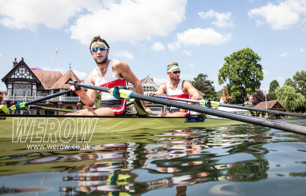 The O'Donovan brothers bringing much needed humour and colour to Henley Royal Regatta
