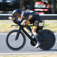 Chris Bartley for AS Test Team sq - Former World Champions rower, Chris Bartley takes silver at British 25 Mile TT Championships
