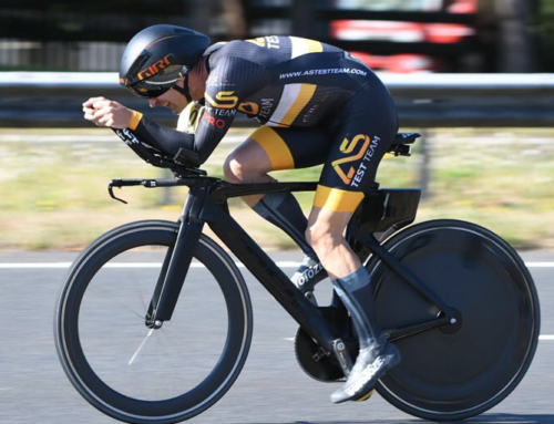 Former World Champions rower, Chris Bartley takes silver at British 25 Mile TT Championships