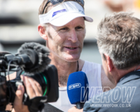 Mahé Drysdale confirms he is to compete in the quad for the World Rowing Championships 2018