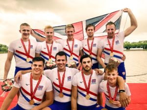 The GB mens eight at FISU 2018 300x225 - The-GB-mens-eight-at-FISU-2018