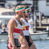 The O'Donovan brothers at Henley will be competing at the Workd Rowing Championships in Bulgaria despite a lack of funding