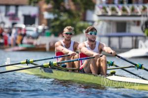 Gary and Paul O'Donovan at Henley Royal Regatta