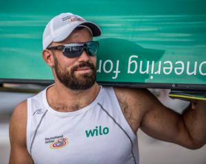 Max Planer world rowing champion 2018