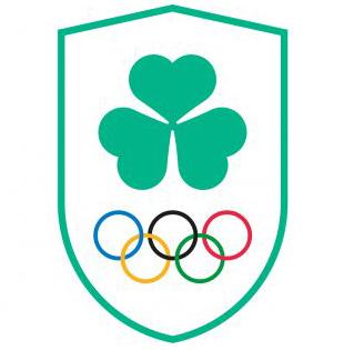Olympic Federation of Ireland's new logo