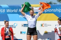 Sanita Puspure WEROW - Rowing Irelands success built on hard work and volunteers but Tokyo cash is badly needed
