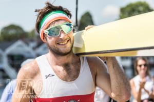 Paul O'Donovan of Skibbereen at Henley Royal Regatta 2018
