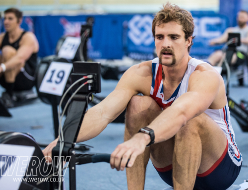 Mizuno sponsor British Rowing Indoor Championships
