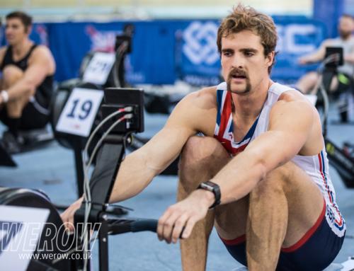 Mizuno sponsor British Rowing Indoor Championships