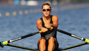 Emma Twigg of Rowing new Zealand is aiming for the Tokyo Olympics 2020