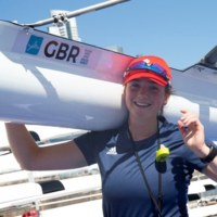 Georgie Robinson Ranger WEROW Youth Olympic Games 2018 - Rowing at the Youth Olympic Games
