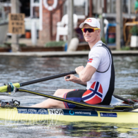 Kjetil Borch  at Henley Royal Regatta will be competing at the Philadelphia Gold Cup 2018 - Headline rowers announced for the Philadelphia Gold Cup