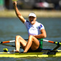 Sanita Puspure WEROW  - A great year for Irish sportswomen but there's more to be done