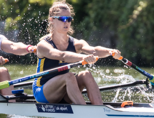 British Rowing issues statement regarding U23 World Rowing Champion Anna Thornton