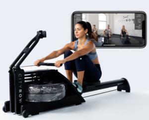 CITYROW GO new indoor rowing app with Water Rower
