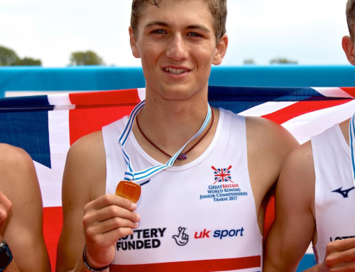 Calvin Tarczy nominated for SportsAid award for second year