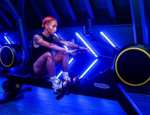 London's first dedicated indoor rowing studio opens it's doors