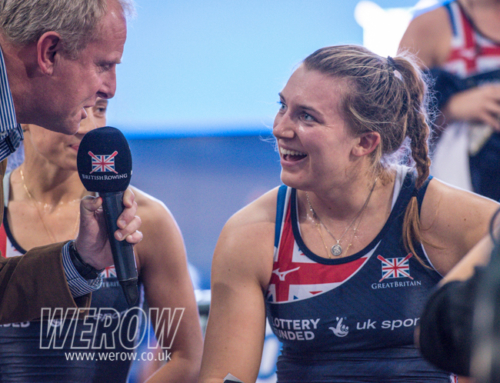 Alice Baatz – British Indoor Rowing Champion 2018