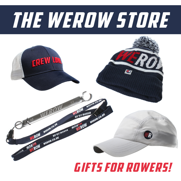 Gifts for rowers and scullers from WEROW