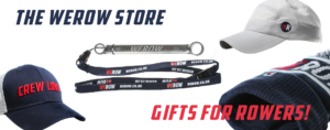 Gifts for rowers from the WEROW Store