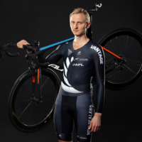 Hamish Bond, New Zealand Olympic rower turned record-breaking pursuit cyclist