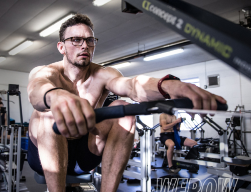 Josh Bugajski on his relationship with the erg and looking ahead to BRIC