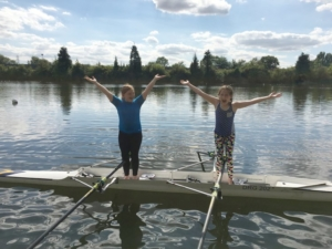 Oxford Junior Rowing Course offer rowing courses for young people in the school holidays