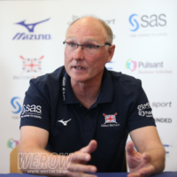 Paul Thompson of British Rowing