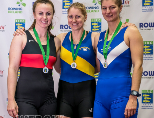 Records fall at Irish Indoor Rowing Championships