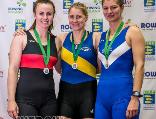 Records fall at Irish Indoor Rowing Championships
