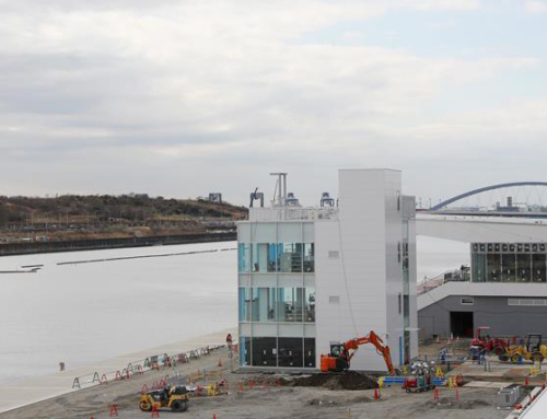 Tokyo 2020 Olympics: Sea Forest Waterway rowing venue update