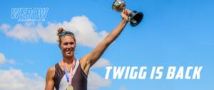 Emma Twigg wins at NZ rowing championships