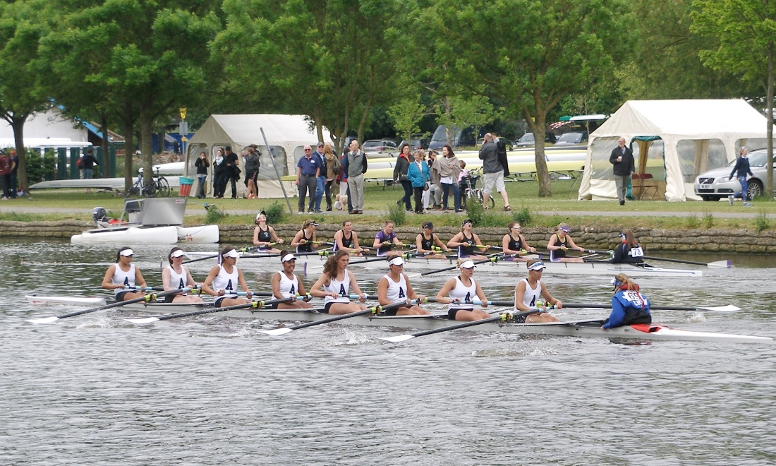 Reading Amateur Regatta 2018 WEROW - Reading Amateur Regatta responds to BritChamps double-dating