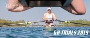 GB Rowing trials 2019