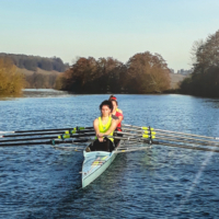 Thames Scullers - The new kids on the block - Thames Scullers
