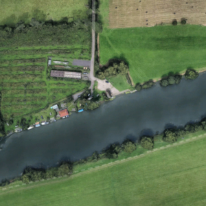 The new Thames Scullers are located on one of the quietest and best stretches of the Thames