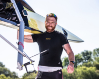 Olympic rower Will Satch is back in the GB Rowing Team for World Rowing Cup 2 in Poznan