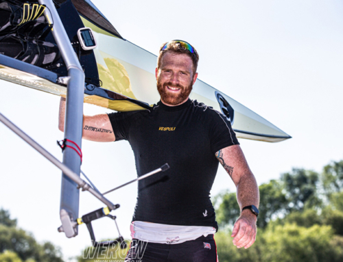 Swann and Satch back for World Rowing Cup 2