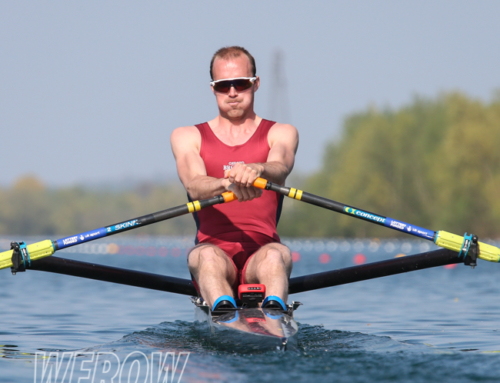 Olympic rowing silver medallist Peter Chambers retires
