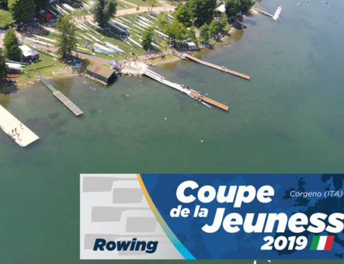 GB squads announced for 2019 World Rowing Junior Championships and Coupe de la Jeunesse