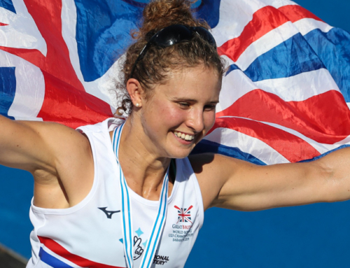 Great Britain tops the medals at the U23 World Rowing Championships