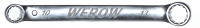 rigger jigger 10x13mm spanner for rowers-